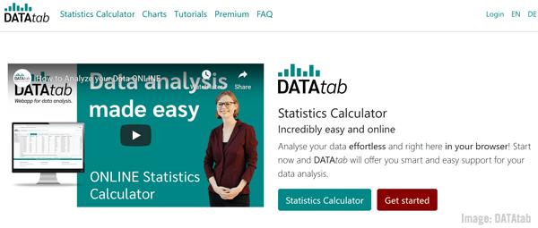 Onglet DATA