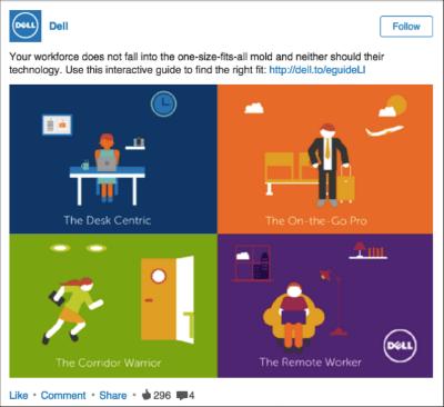 Dell LinkedIn