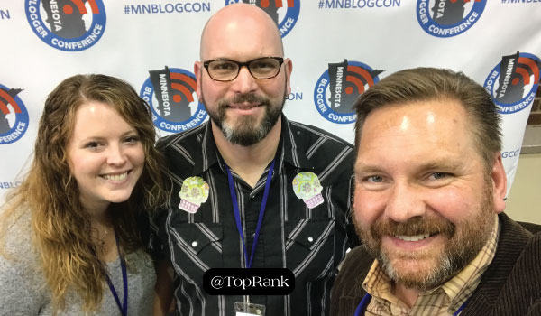VioPro Marketing Vancouver Josh-MNBlogger-Conference-2017 How to Make the Switch to Content-Driven SEO #MNBlogCon