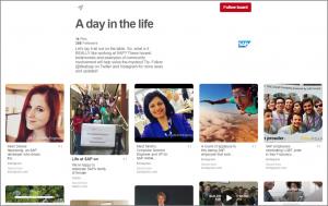 B2B Marketing on Pinterest - SAP