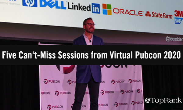 Lee Odden Speaking at Pubcon