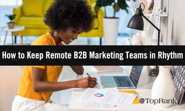 Remote Team Rhythm Image