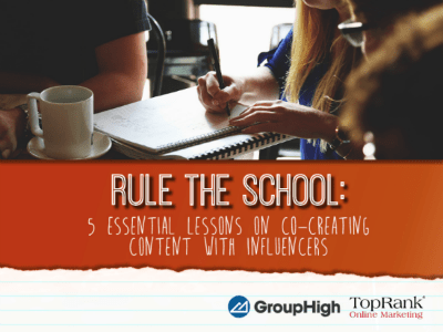 Rule the School Influencers