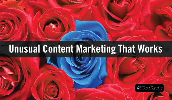 VioPro Marketing Vancouver Unusual-Content-Marketing 3 Unusual Content Marketing Approaches That Actually Work