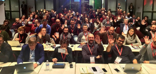 audience SMXL Milan