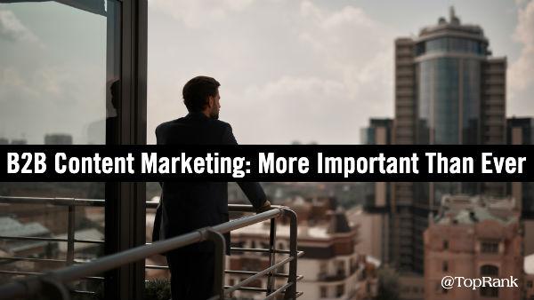 B2B Marketing Content
