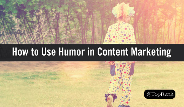 Visual Content Marketing Clown in Forest with Instagram-Style Filter