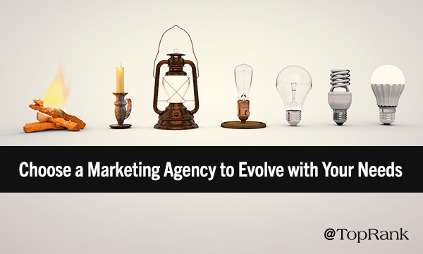 How to Choose an Agency That Will Evolve with Your Needs