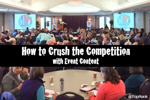 Crush Competition Events