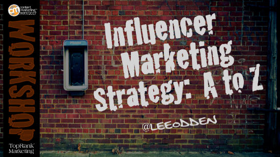 Influencer Marketing Strategy A to Z