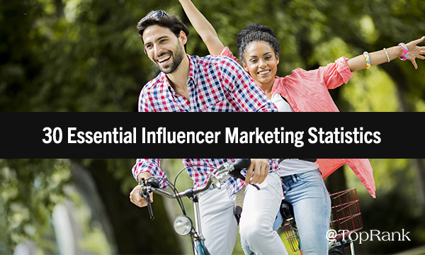 30 Essential Influencer Marketing Statistics