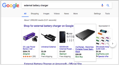 External Battery Charger SERP