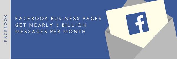 facebook-pages-get-5-billion-messages-per-month