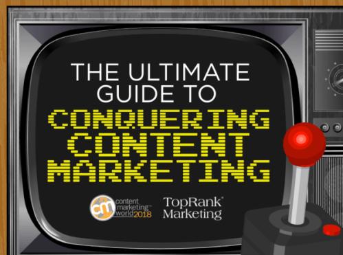 TopRank Marketing's Top 10 Content Marketing Posts of 2018 1