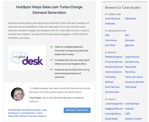 HubSpot Case Studies