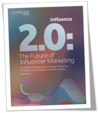 Influencer 2.0 Cover