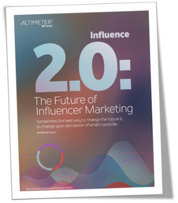 Download the Influencer Marketing Report