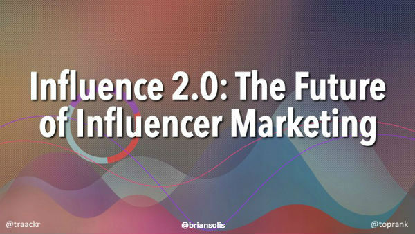 influencer marketing 2.0