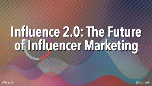 Future of Influencer Marketing
