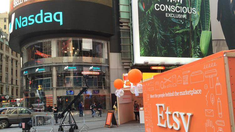Etsy & Nasdaq