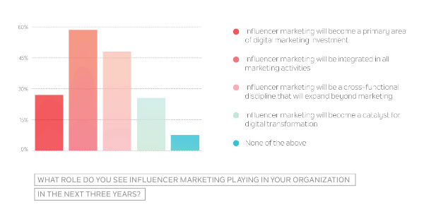 Influencer Marketing Role