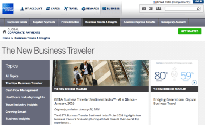 American Express Global Corporate Payments