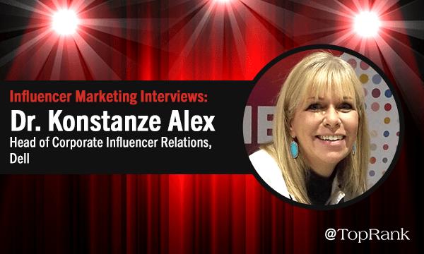 Influencer Marketing Interview with Konstanze Alex