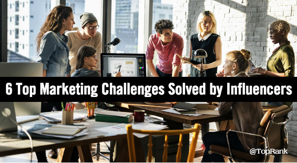 VioPro Marketing Vancouver marketing-challenges-influencer-content 6 Top Marketing Challenges Solved by Influencer Content