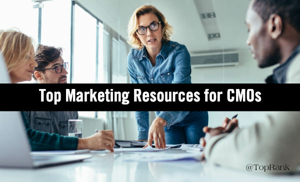 Marketing Resources CMO