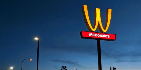 McDonald's International Women's Day