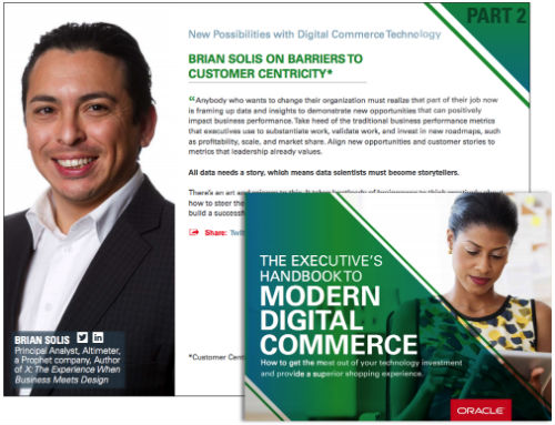 Modern Digital Commerce