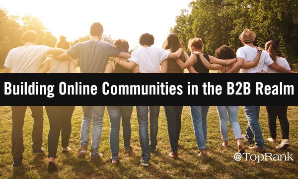 Building Online Communities in B2B