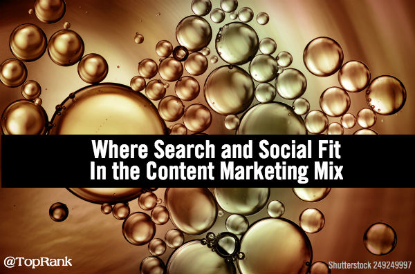 Search Social Content Marketing