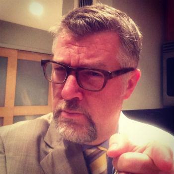 Tom Webster selfie