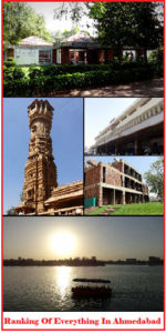 Know Ranking Of Everything In Ahmedabad City