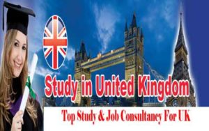 Top Overseas Education Consultancy For UK In Indore