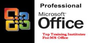 Top Training Institutes For MS Office In Kozhikode