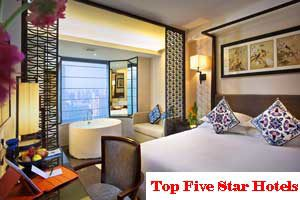 Top Five Star Hotels In Ahmedabad