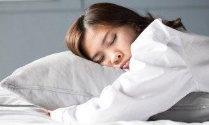 Sleeping Woman 500