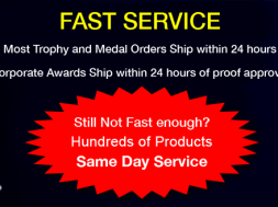 trophies and awards online