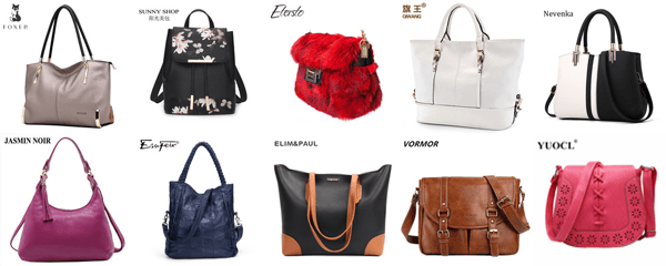Top Rated Aliexpress Luxury Brand Bags Review.