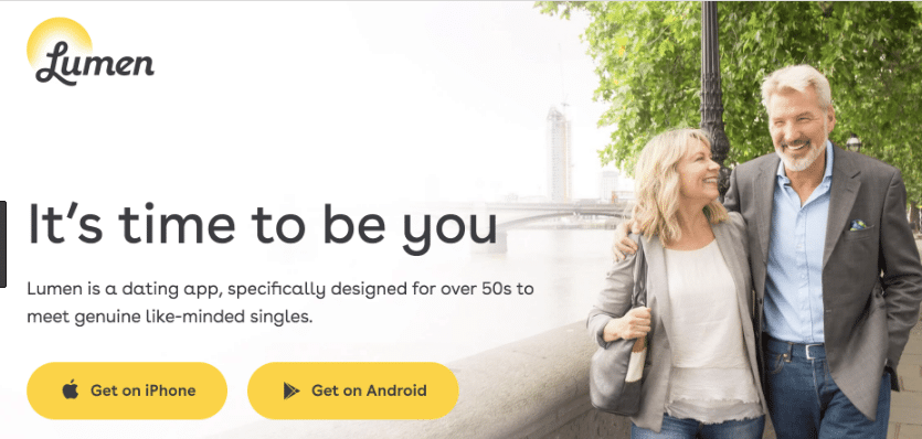 Lumen Dating Site.