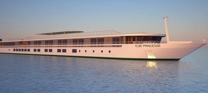 Croisieurope construye un barco de palas para el rio Po