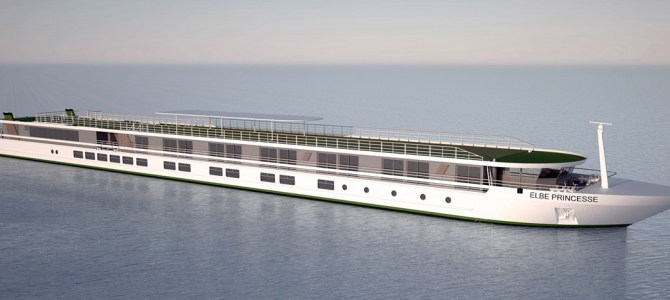 CroisiEurope inaugura tres nuevos barcos para la temporada 2016/2017