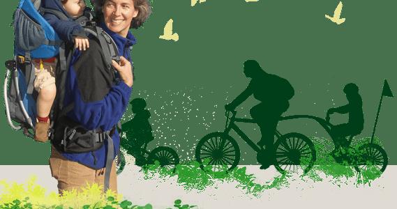 Amawaterways anuncia sus excursiones de senderismo y bicicleta