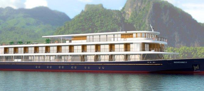 Croisieurope abre la temporada de cruceros por el Mekong