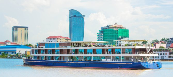 CroisiEurope lanza una oferta promocional en su salida del Mekong del 17 de abril