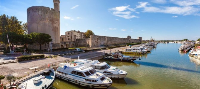 Top 3 destinos de verano Le Boat