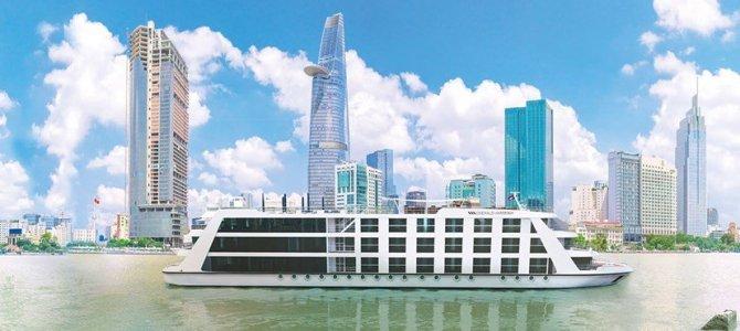 Emerald Waterways anuncia un nuevo barco para el rio Mekong