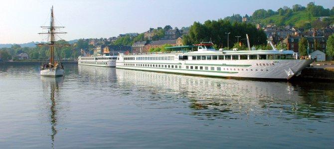 CroisiEurope inaugura el MS Renoir II, su nuevo barco de 5 anclas